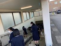 地下道清掃2